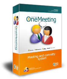 OneMeeting packshot